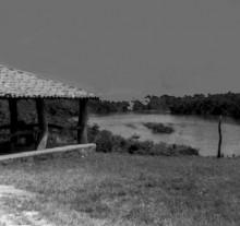 295. Casa da chefia, lugar da primeira barraca dos pioneiros do rio das mortes