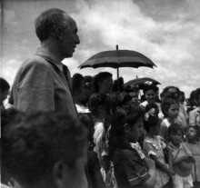 287. Ministro joao alberto em missa campal no marco zero