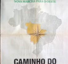 298. Capa de Jornal Goiano de 1980