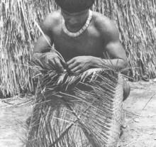Xingu 1944 tecendo Ianahuqua