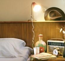 A cama de JK, no Catetinho, OrlandoBrito