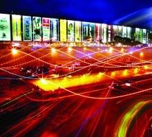As luzes da moderna cidade, OrlandoBrito