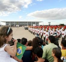 Festa cívica na Praça dos 3 Poderes, OrlandoBrito