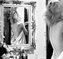 Mulher e Espelho