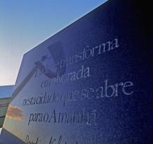 Monumento JK, Brasília, DF, agosto de 2005