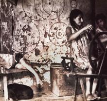 Alexania, Olhois D'Água, GO,1974,